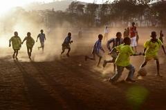 Kenia: Nach dem Ballverlust